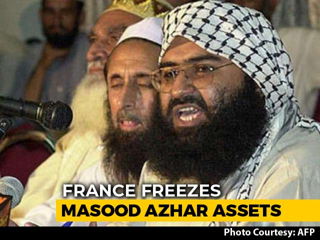 Video : France Freezes Assets Of Jaish-e-Mohammed Chief Masood Azhar