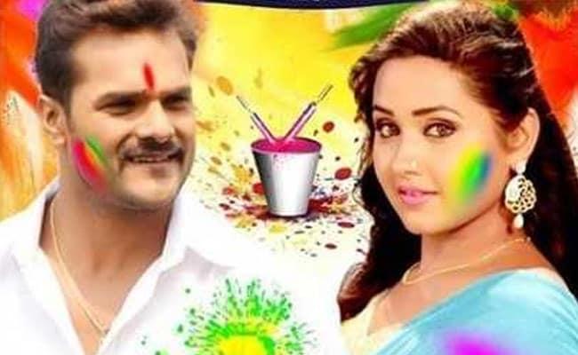 Bhojpuri Cinema: खेसारी लाल यादव ने होली के मौके पर किया 'सा रा रा रा रा',  Video 40 लाख के पार