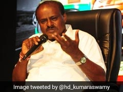 Ask Congress, Says HD Kumaraswamy On Row Over HD Deve Gowda Seat