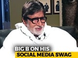 Video : Am Careful About My Social Media Posts: Amitabh Bachchan