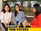 Video: Meet India's First-Time Voters: Who Will They Choose?