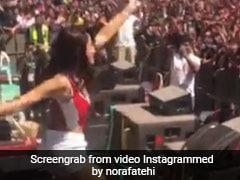 नोरा फतेही ने तूफानी डांस से बरपाया कहर, खूब देखा जा रहा 'दिलबर गर्ल' का Video