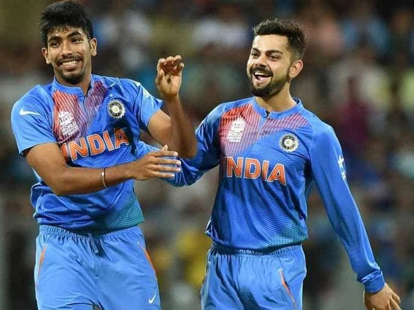 Virat Kohli, Jasprit Bumrah lead charts heading into ICC World Cup 2019