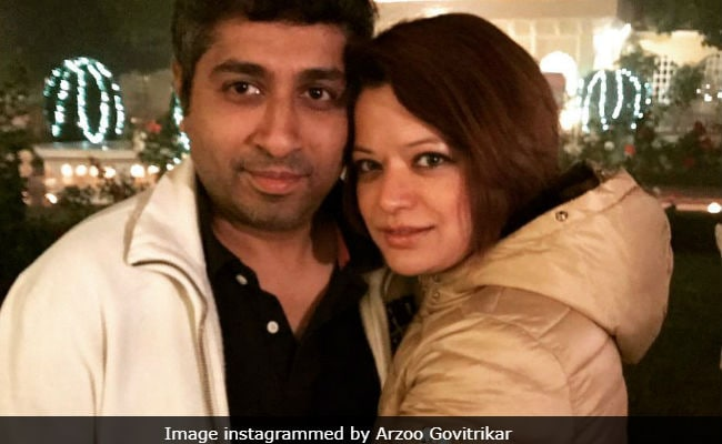 Arzoo Govitrikar Files Domestic Abuse Complaint Against Husband
