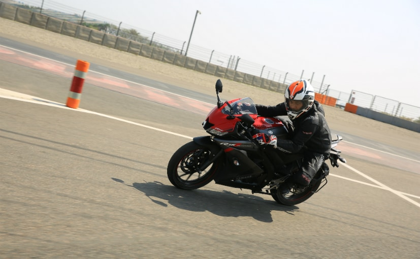 2019 Yamaha YZF-R15 Version 3 0 ABS Review - NDTV CarAndBike