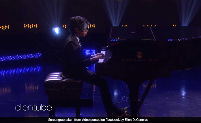 Lydian Nadhaswaram Facebook: Chennai Teen Piano Prodigy Wows At The Ellen Show, Plays
