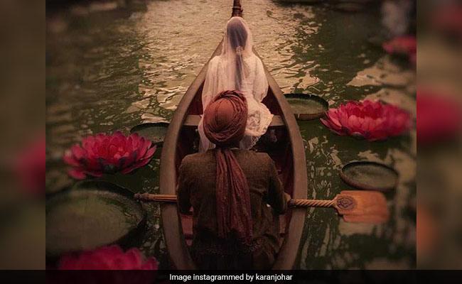 Before Unveiling First Look Of Kalank, Karan Johar Shares Film's Origin