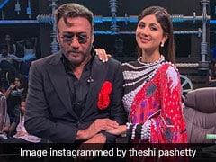 Shilpa Shetty's Post With 'Hero' Jackie Shroff Has A Special Message For Tiger