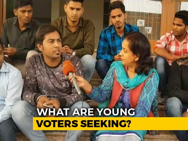 Video : First-Time Voters From Scheduled Castes In Rajasthan - Can They Be Game Changer?