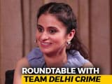 Video : Rasika Dugal: Spent Time With IPS Officers Before <i>Delhi Crime</i>