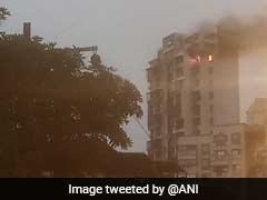 Fire Breaks Out On 15th Floor Of Residential High-Rise In Navi Mumbai
