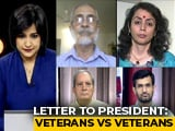 Video : Letter to President: Veterans vs Veterans