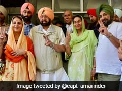 Amarinder Singh, Wife Preneet Kaur Declare Assets Worth Nearly 65 Crores