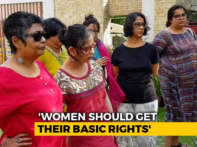 Video : Basic Rights At Risk Without Democracy, Say Women