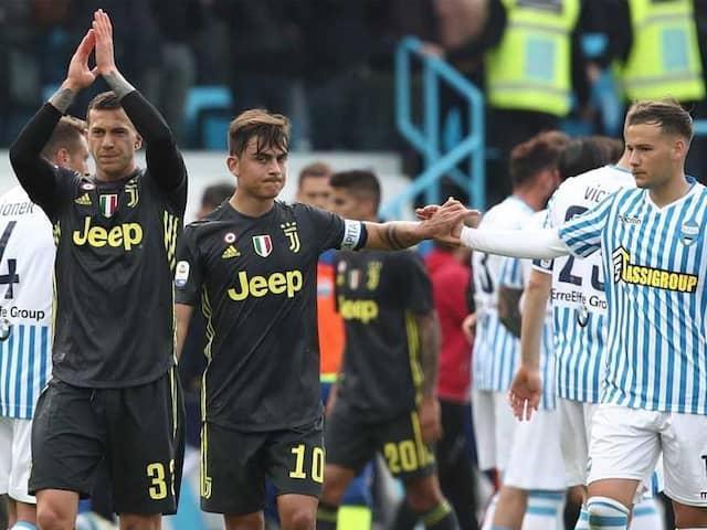 SPAL Put Juventus Title Celebrations On Hold, Franck Kessie Keeps AC Milan Fourth