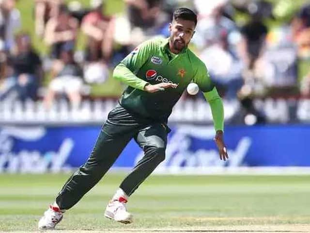 Pakistan World Cup Squad: thats why Mohammad Amir coulnt be named in Pakistan World Cup team, condition with Hafeez