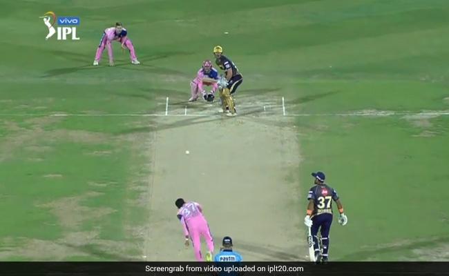 IPL 2019: बल्लेबाज ने मारा ऐसा छक्का, सीधे लगा कार के शीशे पर, शाहरुख बोले- इसे ही दो SUV, देखें VIDEO