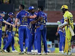 All-Round Mumbai Indians Beat Chennai Super Kings By 46 Runs