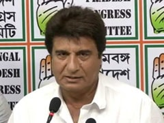 Mamata <i>Ji</i> Knows The Size Of PM's Kurtas: Congress Leader Raj Babbar
