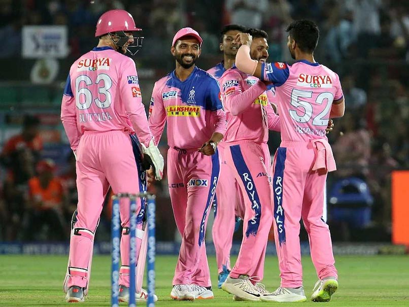Live IPL Score, RR vs KKR Live Cricket Score: Rajasthan Royals Face Kolkata Knight Riders Test At Home