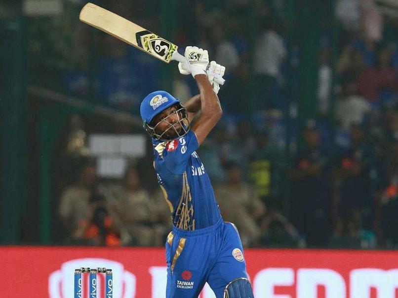 IPL 2019: Twitter hails Hardik Pandya's blitzkrieg against KKR