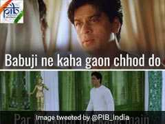 """<i>Babuji Ne Kaha</i>..."": This Time, ""<i>Devdas</i> "" Is Definitely Voting, Are You?"