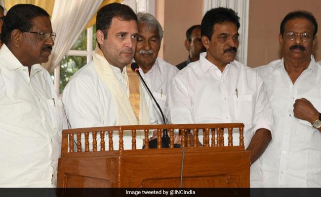General Election 2019: 'PM Modi Most Anti-National, Dividing Nation,' Says Rahul Gandhi