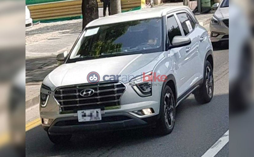 2019 Hyundai Creta: News, Design, Specs >> Exclusive Next Gen Hyundai Creta Spotted For The First Time