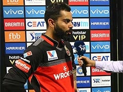 """Just Unacceptable"": Virat Kohli Lashes Out At Bowlers After RCB"