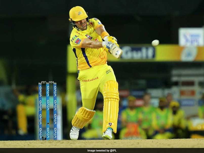 CSK vs SRH: शेन वॉटसन के तूफान के आगे सनराइजर्स तहस-नहस, 6 विकेट से जीते चेन्नई के