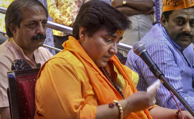 Pragya Thakur, Other Malegaon Accused Told To Attend Court Once A Week