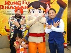 'छोटा भीम कुंग फू धमाका' के लिए दलेर मेहंदी ने गाया यह जबरदस्त सॉन्ग, बार-बार देखा जा रहा Video