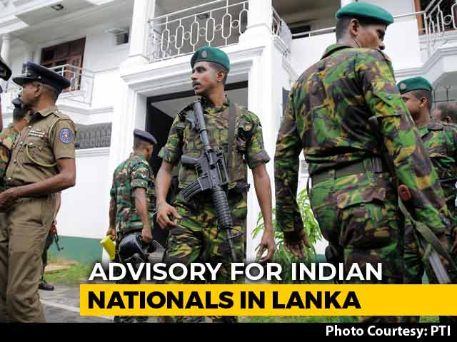 "Video : Avoid ""Non-Essential Travel"" To Sri Lanka, Says Centre In Advisory"