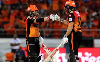 SunRisers Hyderabad Thrash Kolkata Knight Riders By 9 Wickets