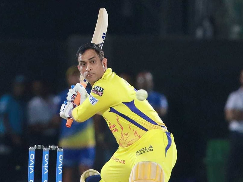 IPL 2019: MS Dhoni Records 100th IPL Win As CSK Beat Rajasthan Royals In Last-Over Thriller