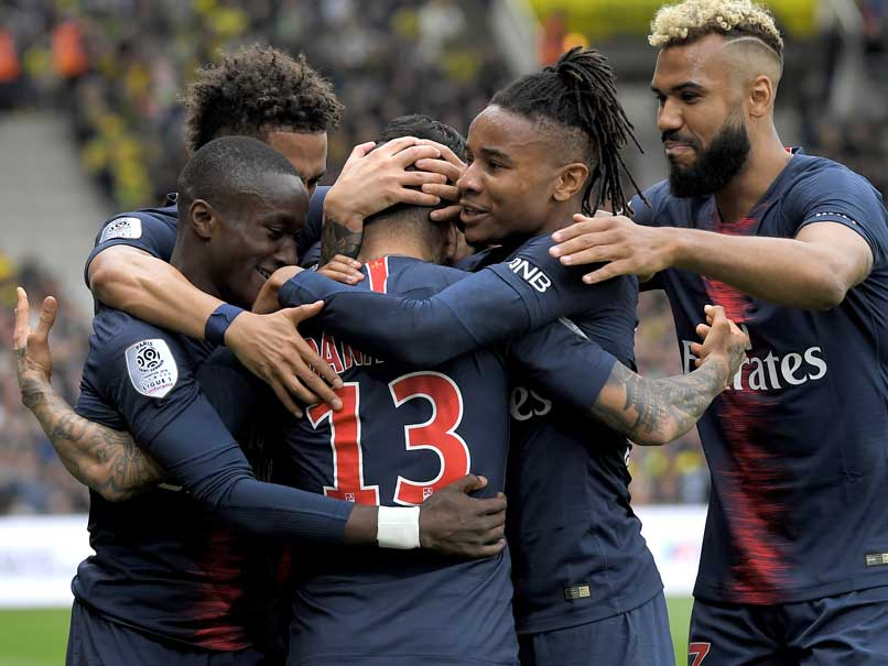 Paris Saint-Germain Win Sixth French Title In Seven Years