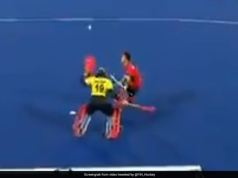 Watch How South Korean Captain Scored An Amazing Goal In Shoot-Out