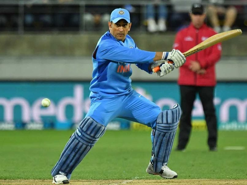 "MS Dhoni ""Fireworks"" At 2020 T20 World Cup?: ICC Asks, Fans React"