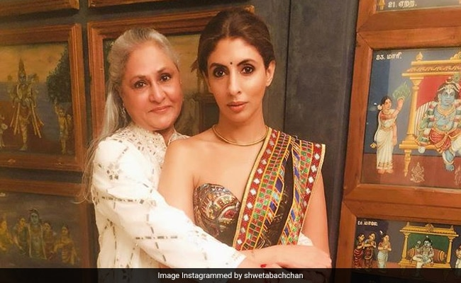 On Jaya Bachchan's Birthday, Daughter Shweta Shares Adorable Post ...
