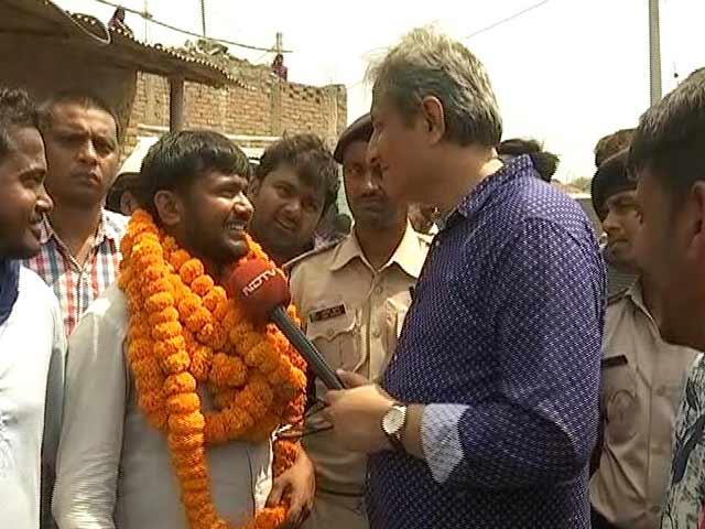 Let People Now See The Begusarai Model, Kanhaiya Kumar Tells NDTV's Ravish Kumar
