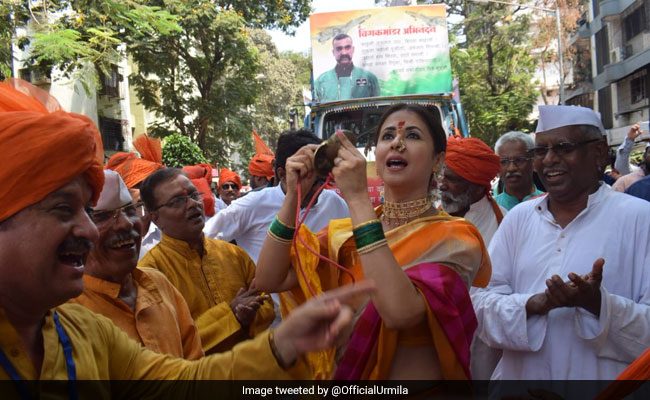 Urmila Matondkar Slammed For Using Abhinandan Varthaman's Image At Rally