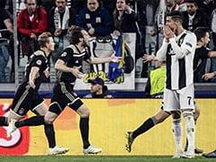 Ajax Stun Cristiano Ronaldo