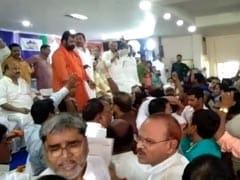 BJP, JD(U) Workers Disagree Over Ram Temple, Clash At A Meeting In Bihar