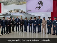 French Government Denies Pak Pilots Were Trained On Rafale Jets