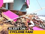 Video : Sea Erosion Damage In Thiruvananthapuram, Days Before Cyclone Fani Expected