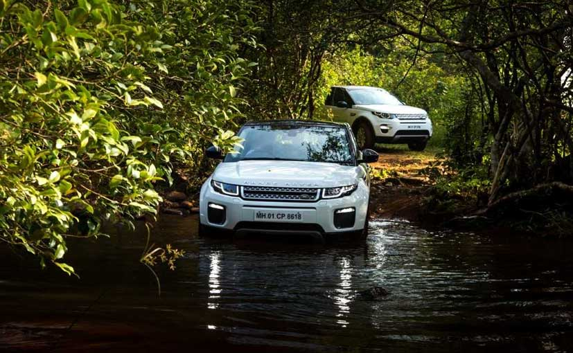 The Land Rover Above And Beyond Tour started on April 12.