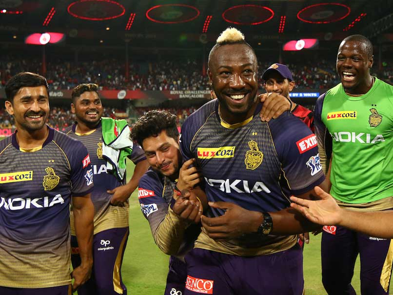 IPL 2019: KKR Owner Shah Rukh Khan Compared Andre Russell With Bahubali