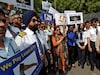 'Save Our Family': Angry Employees Protest As Jet Airways Grounded