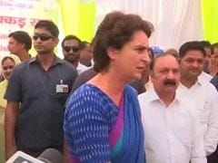 In Amethi, Priyanka Gandhi Takes On Smriti Irani In Fight Over Shoes