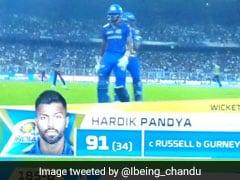 IPL 2019: हार्दिक पंड्या के चौके-छक्के देख हैरान रह गए खिलाड़ी, फैन्स बोले- 'वेस्टइंडीज से हो क्या...' देखें VIDEO